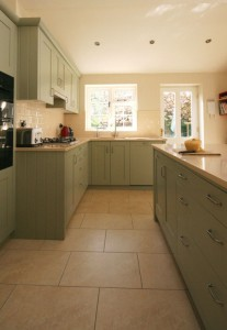 Nick Hudson Fine Furniture - Traditional Kitchens