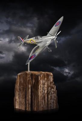 Clive - Final Spitfire & Base.